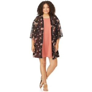 Dresses & Skirts - 2 Piece! Swing Dress & Kimono